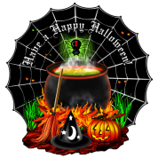 Halloween Cauldron T-Shirt | Spreadshirt