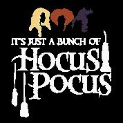 6483ac5f Halloween -It's just a bunch of hocus pocus Men's Premium T-Shirt ...