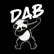 panda dabing by spreadshirt
