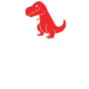 i am unstoppable funny t rex dinosaur by torotshirt spreadshirt