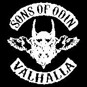 sons of odin valhalla by reginaserra spreadshirt