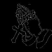 Prayer Hands Holding Rosary Men S Polo Shirt Spreadshirt