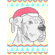Great Dane Ugly Christmas Sweater present by | Spreadshirt