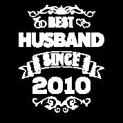 Best Husband 2010 8th Wedding Anniversary