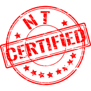 Certified Stamp Design By