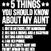 Funny Crazy Aunt Nephew Gift T Shirt Mens Premium T Shirt Spreadshirt
