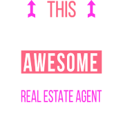 Real Estate Agent Cool Birthday Gift Awesome Looks