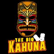 The Big Kahuna T-Shirt Hawaiian Tiki Mask Luau by FreshDressedTees ...