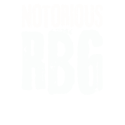 Notorious Rbg Ruth Bader Ginsburg Design Unisex Baseball T Shirt Spreadshirt