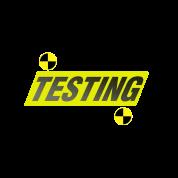 ASAP ROCKY TESTING Duffel Bag - black