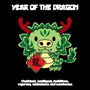Dragon Chinese Zodiac Sign T Shirt Women's T-Shirt | Spreadshirt