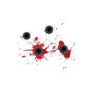 I Am Fine Halloween Men Bloody Bullet Hole Humor Women S Sport T Shirt Spreadshirt Bullet hole png you can download 36 free bullet hole png images. spreadshirt