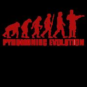 Pyromaniac Evolution Cool Fire Hobby T Shirt Small Buttons Spreadshirt