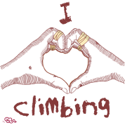 Image result for love climbing