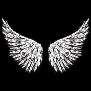 angel wings by nerdyrockchick spreadshirt