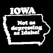 iowa state slogan by afternoontee spreadshirt
