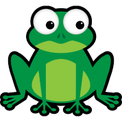 cute cartoon frog by thedorklord spreadshirt