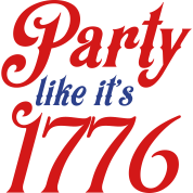 Party like its 1776