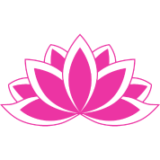 Original Pink Buddhist Symbol Lotus flower