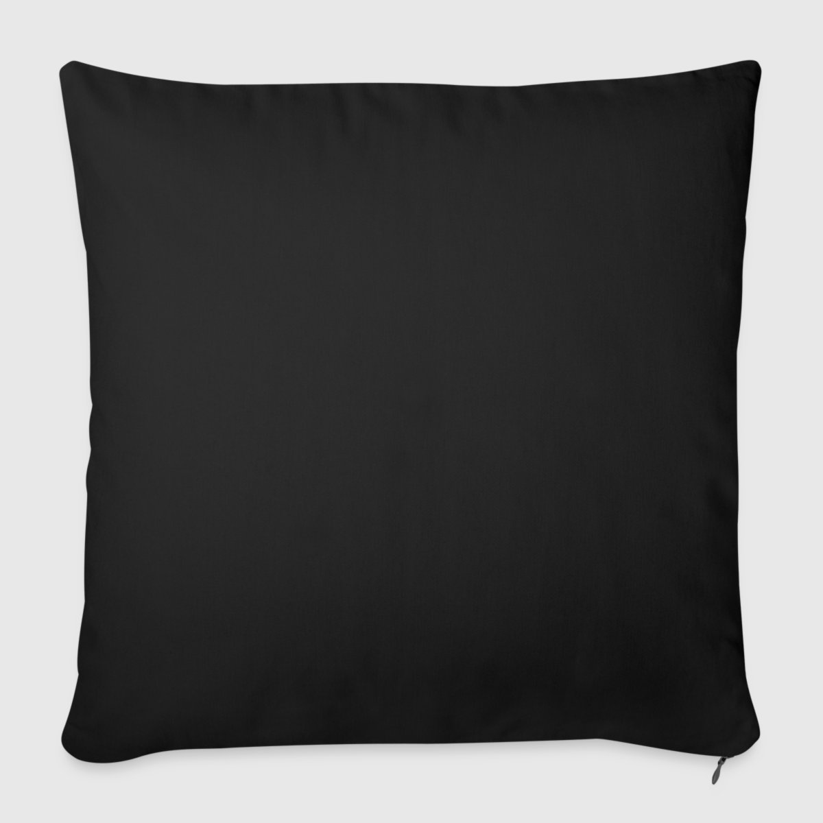"Throw Pillow Cover 18"" x 18"" - Front"