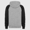 Orchestra Violin Outline - Colorblock Hoodie