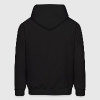 Men's Eat Sleep Skate Repeat Hoodie (Back Print) - Men's Hoodie