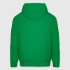 Irish Chicago Flag Shamrock Hoodies - Men's Hoodie