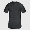 MAXIMUM EFFORT - Fitted Cotton/Poly T-Shirt by Next Level