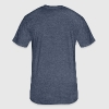MASTER ENLISTED WINGS - Fitted Cotton/Poly T-Shirt by Next Level