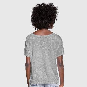 Women's Flowy T-Shirt - Back
