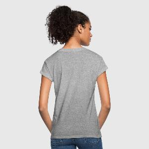 Women's Relaxed Fit T-Shirt - Back