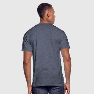 Men's 50/50 T-Shirt - Back