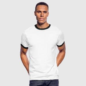 Men's Ringer T-Shirt - Front
