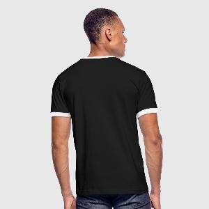 Men's Ringer T-Shirt - Back