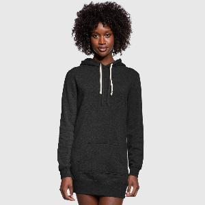 Women's Hoodie Dress - Front