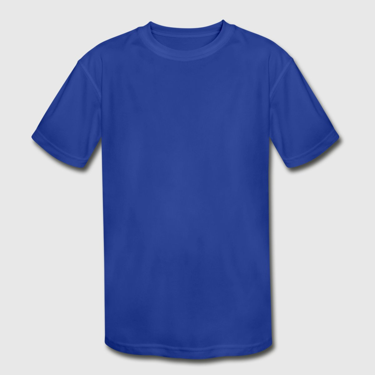 Kids' Moisture Wicking Performance T-Shirt - Front