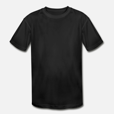 Kids' Moisture Wicking Performance T-Shirt