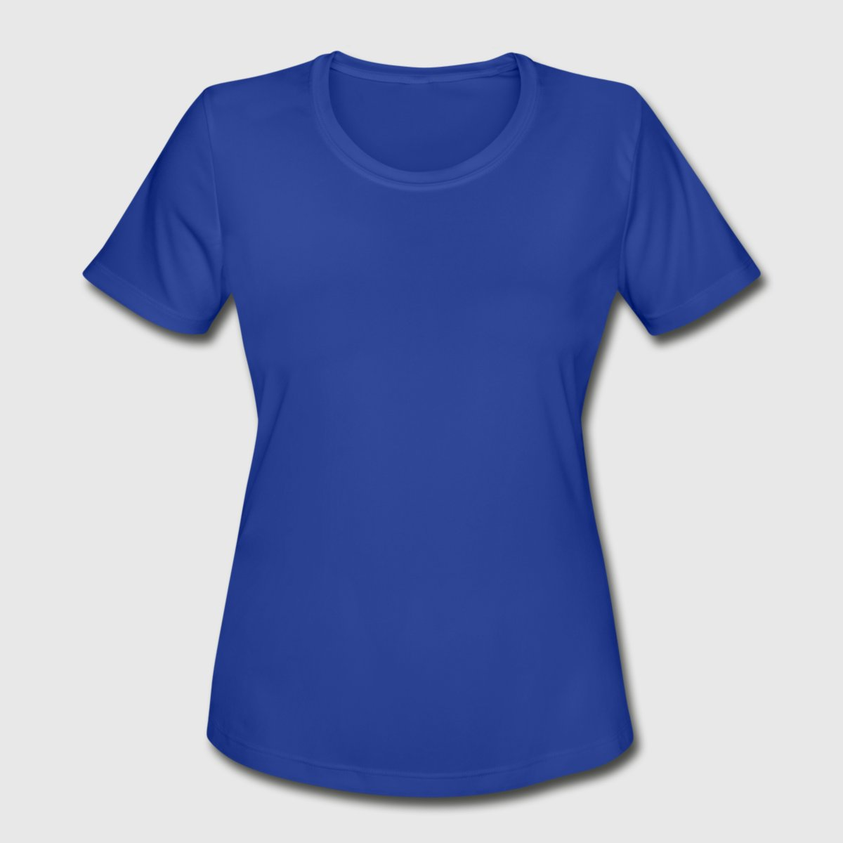 Women's Moisture Wicking Performance T-Shirt - Front