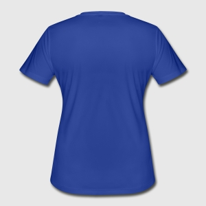 Women's Moisture Wicking Performance T-Shirt - Back