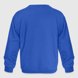 Kids' Crewneck Sweatshirt - Back