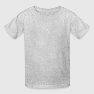 Hanes Youth T-Shirt - Front