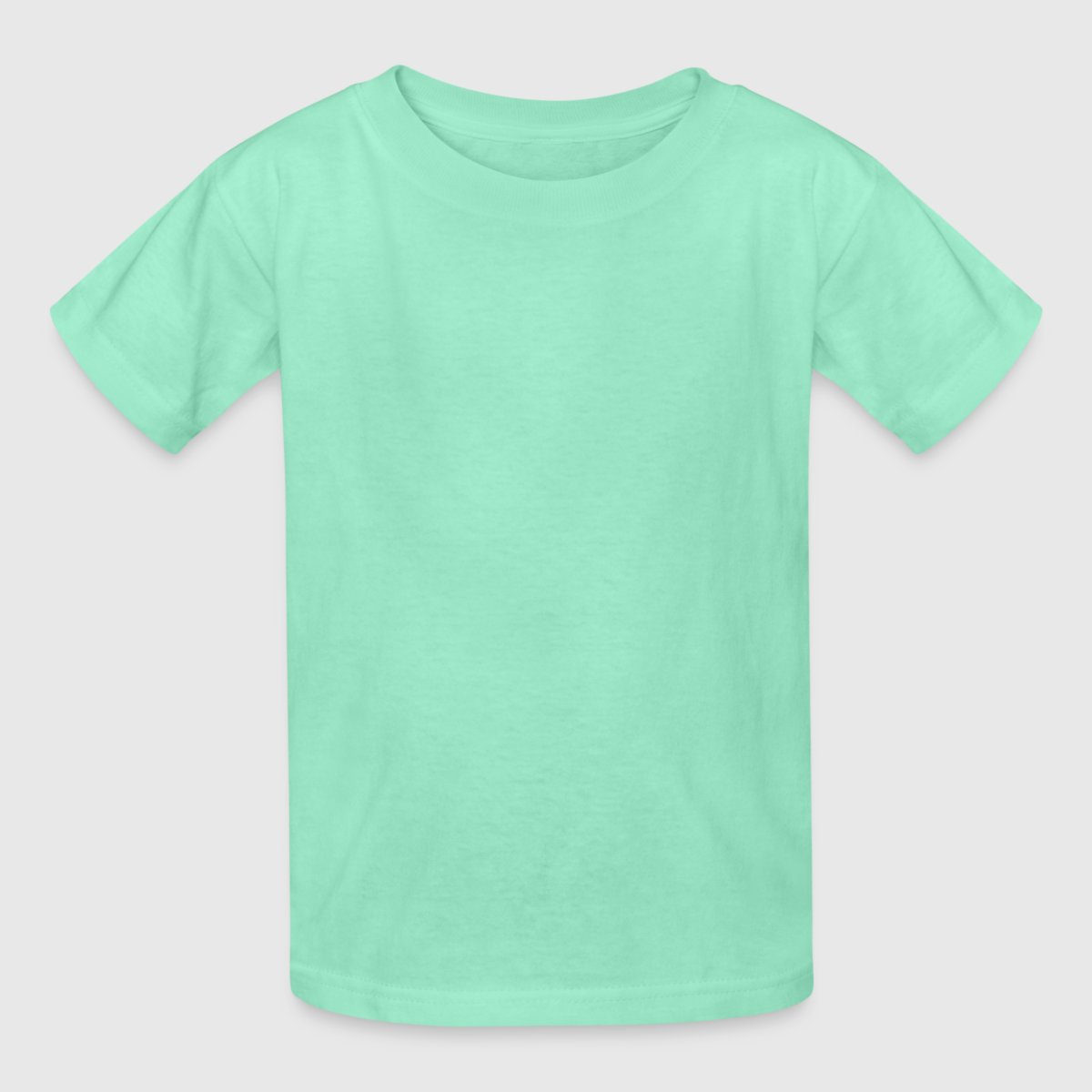Hanes Youth Tagless T-Shirt - Front