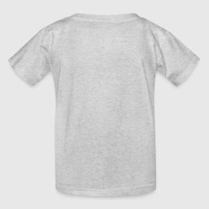 Hanes Youth T-Shirt - Back