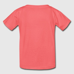 Hanes Youth Tagless T-Shirt - Back