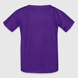 Gildan Ultra Cotton Youth T-Shirt - Back