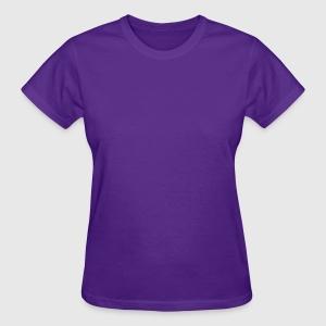 Personalized Gildan Ultra Cotton Ladies T Shirt Spreadshirt