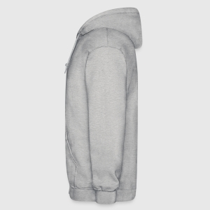 Gildan Heavy Blend Adult Zip Hoodie - Left