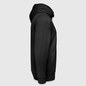 Unisex Shawl Collar Hoodie - Right