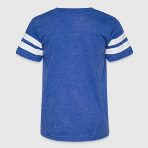 Kid's Vintage Sport T-Shirt - Back