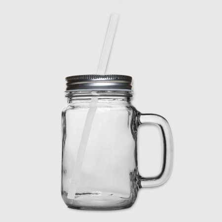 Mason Jar - Right